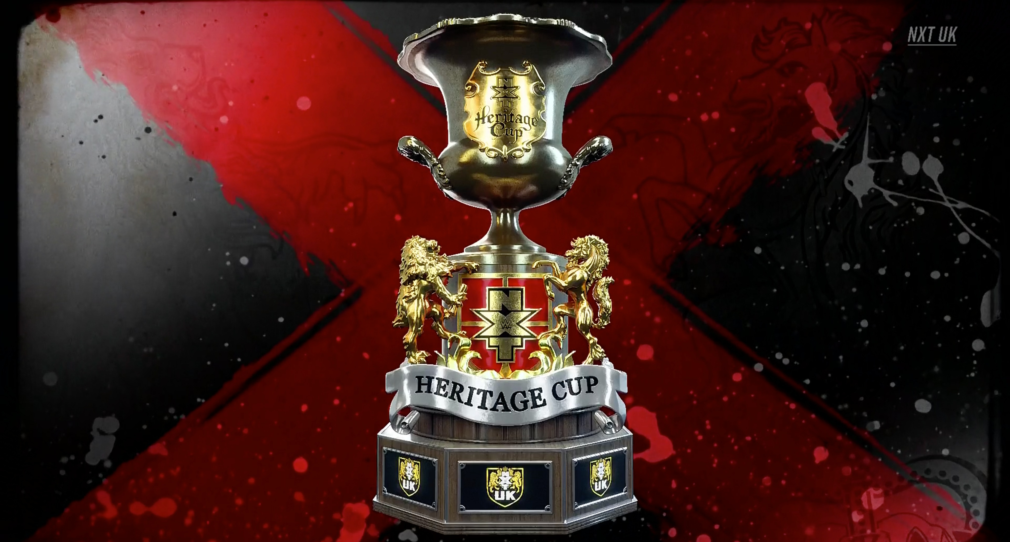 WWE anuncia la NXT UK Heritage Cup – RasslinPod